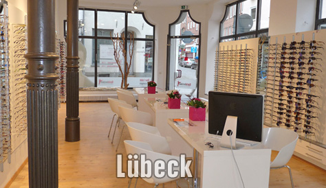 Optikhelden in Lübeck